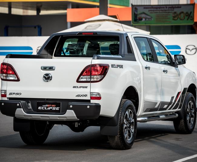 Mazda Cambodia Model Description
