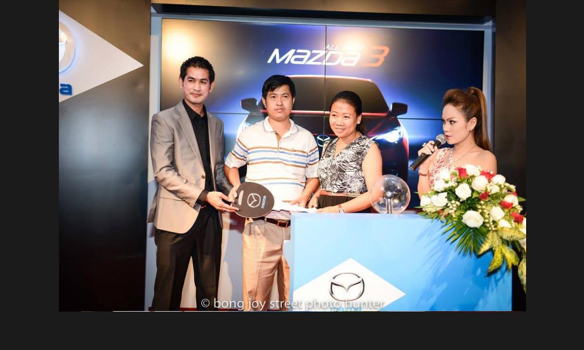 Mazda3 Grand Launching